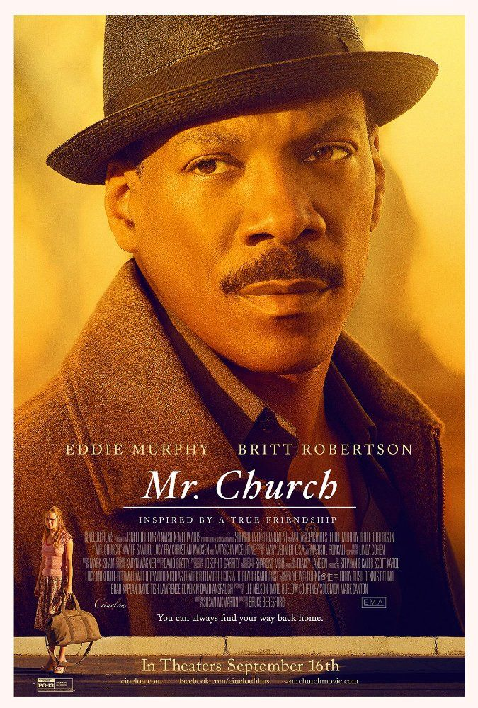 Mr. Church → Based on the real-life experiences of ...