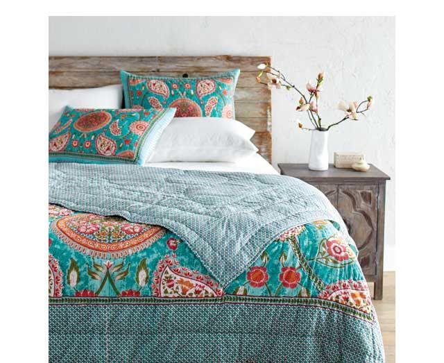 World Market Beautiful Boho Bedding Bed Home Decor