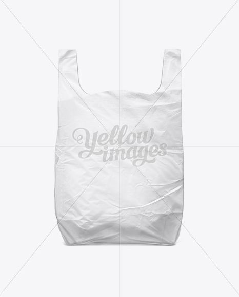 Download White Plastic Carrier Bag In Bag Sack Mockups On Yellow Images Object Mockups Plastic Carrier Bags Bag Mockup Mockup Free Psd