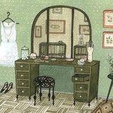 Dressing Room by Yelena Bryksenkova on Buy Some Damn Art