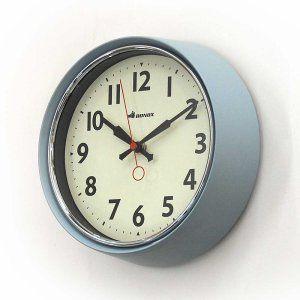 壁掛け時計 ダルトン ウォールクロック S426 207 シンプル レトロ アメリカンヴィンテージ調 壁掛け時計 ダルトン 時計