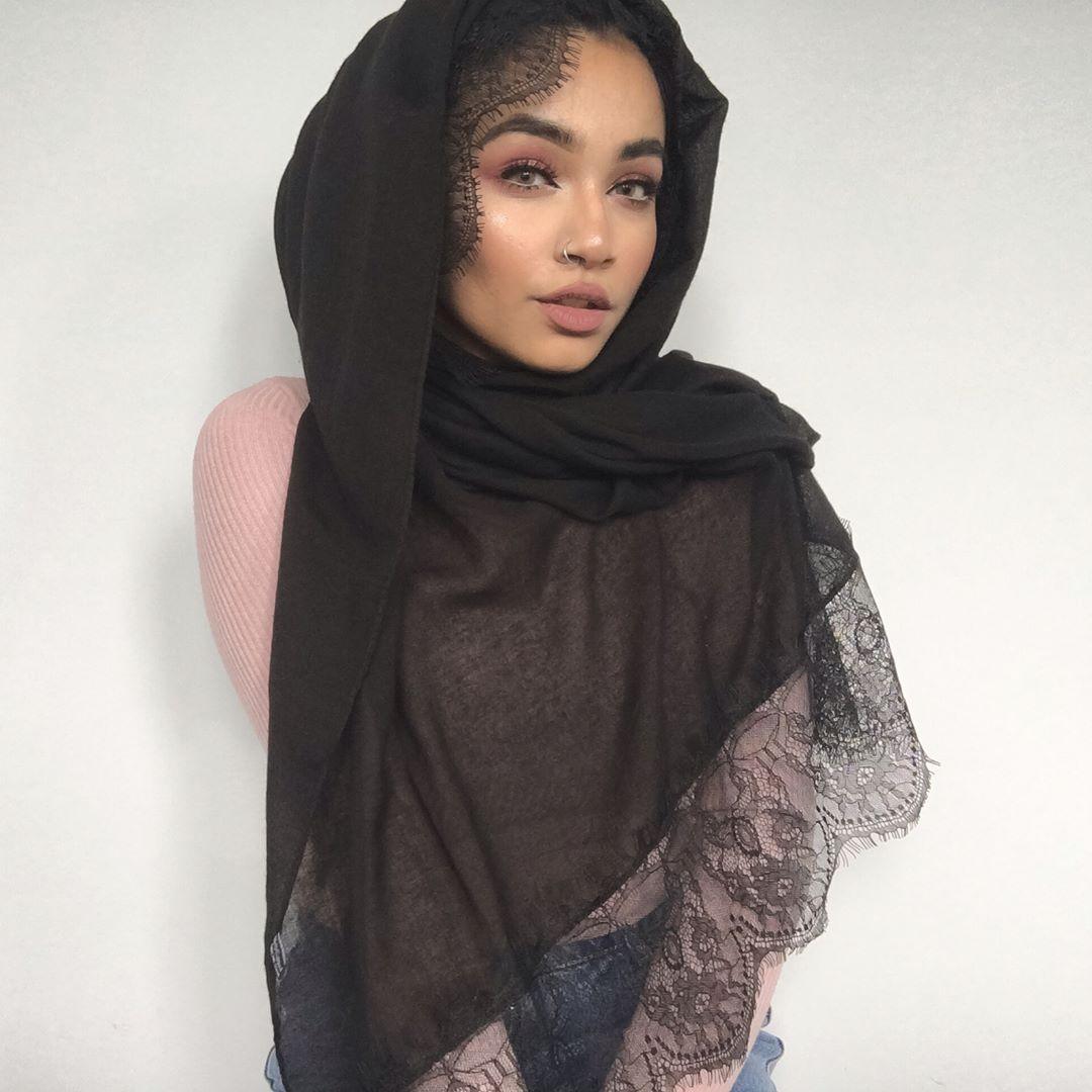 Hijab Fashion | Nuriyah O. Martinez | @begum_sham