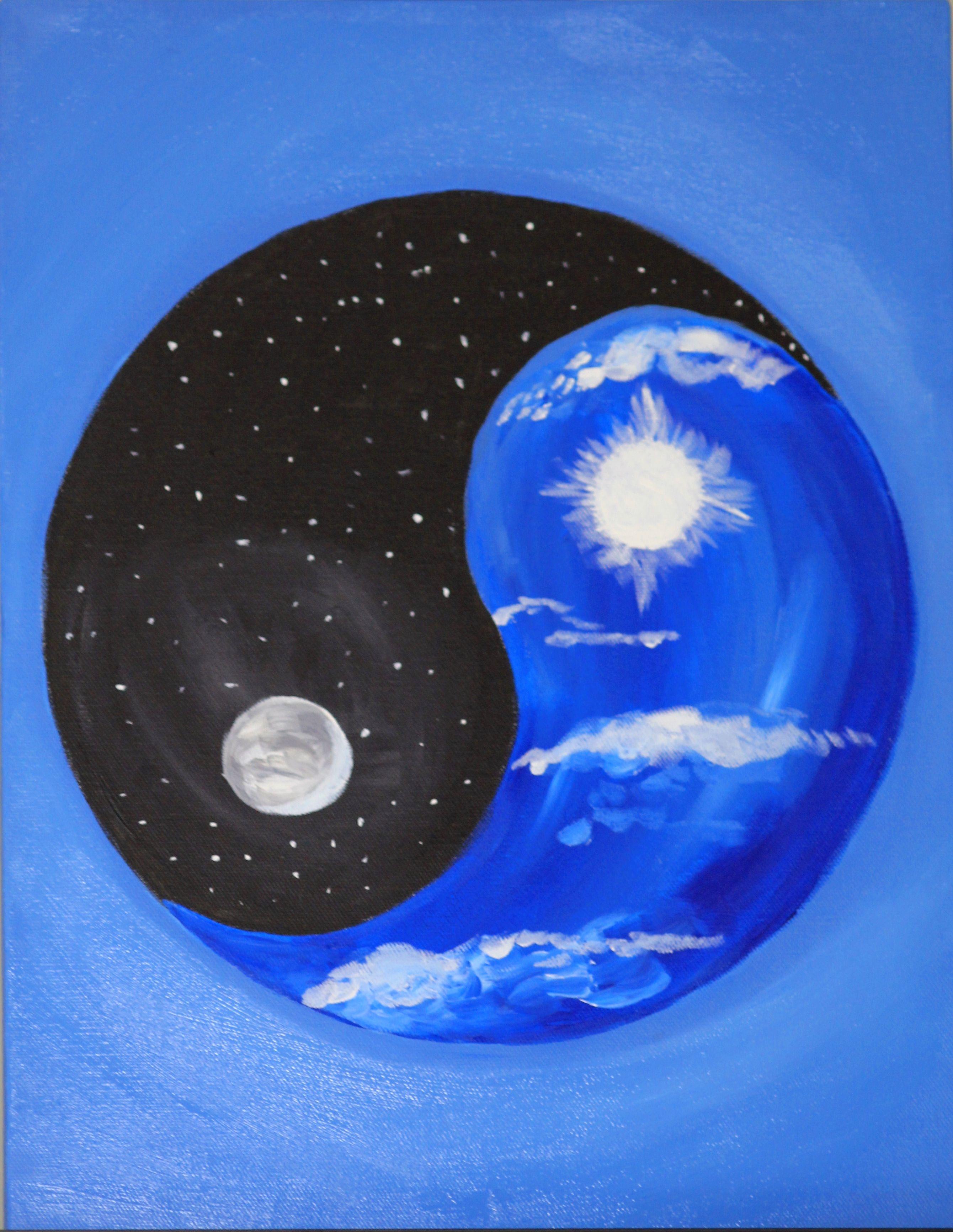 Acrylic On Canvas Paint Night Ideas Pinterest