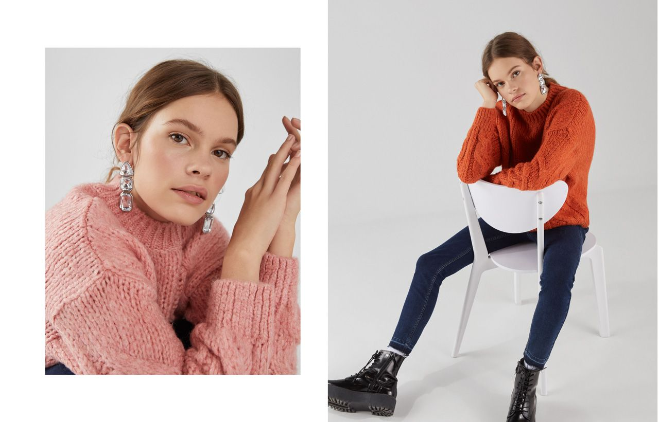 4fd712c1d40db5 Bershka Femmes : Catalogue de la nouvelle collection Bershka 2019 ...