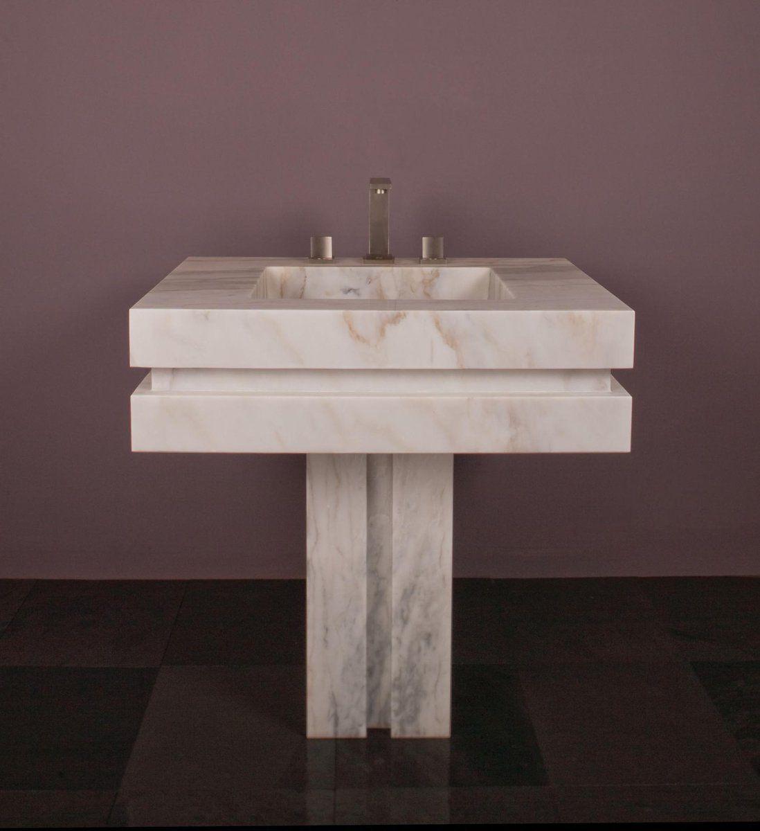 Diseño en Calacatta de Stone Forest   Cuartos de baño ...