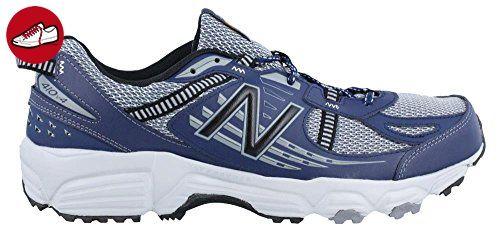 cheap for discount 4726f f3993 New Balance Herren MT410SN4 Trail Shoe, Grey Navy, 43 2E EU - New