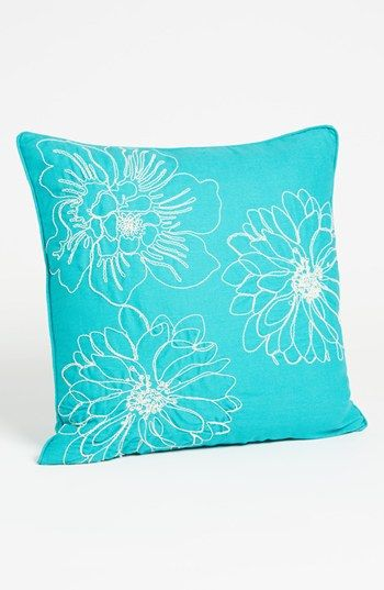 Levtex Cordova Embroidered Pillow available at #Nordstrom