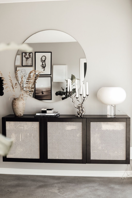 Photo of Rottingväv Bestå – Ikea hack – Susan Törnqvist #livingroominspiration