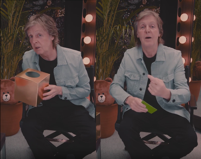 """The Beatles Polska: """"Tell Me Paul"""" - McCartney odpowiada na żywo japońskim fanom"""
