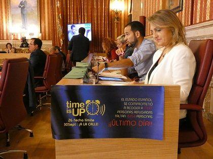 Este viernes se celebra un nuevo Pleno del Ayuntamiento de Sevilla. Por ello, como es habitual, en esta hojilla os exponemos brevemente lasmocionesypreguntasque desde IU elevaremos a esta sesión. #preguntassevilla