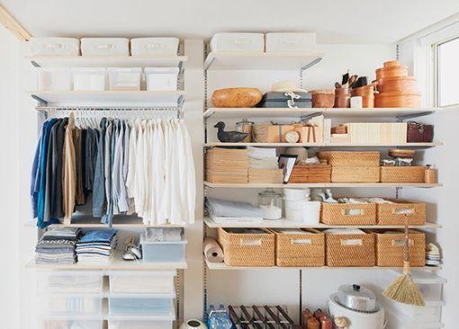Armarios y sistemas de almacenaje para la ropa - Armarios para almacenaje ...