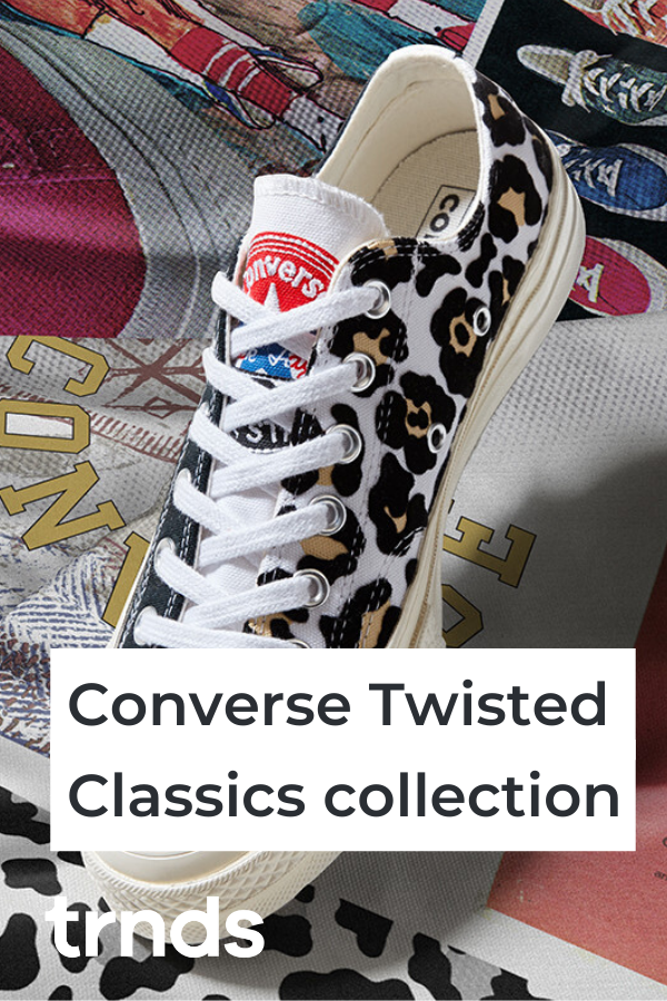 Converse starts 2020 with a Bold Twisted Classics Collection
