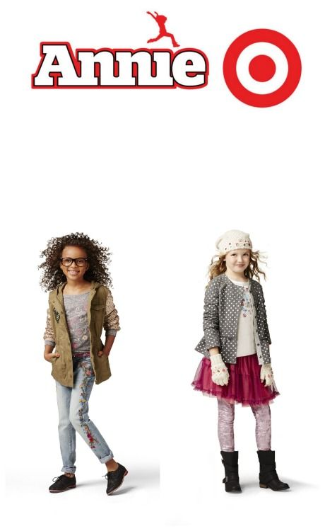 New Target Clothing Collection from Annie Movie  4678dcf31