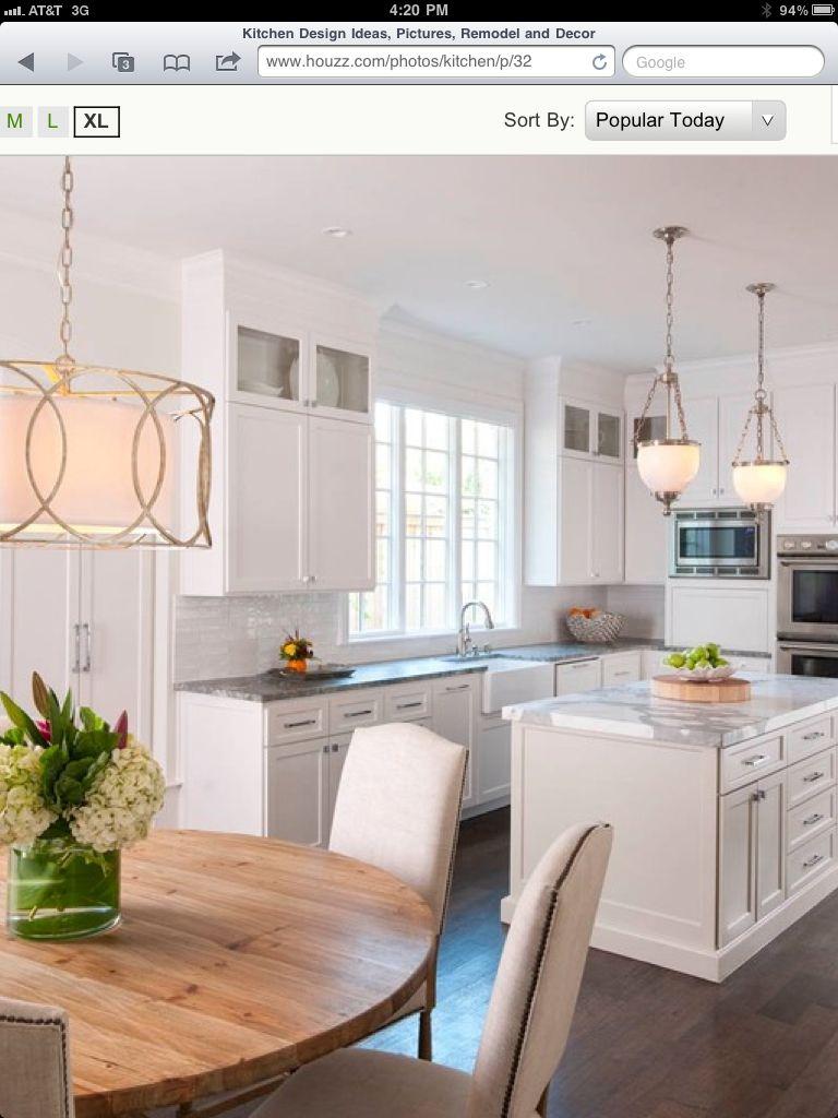 Best Big Windows Island With Storage Round Table Home 400 x 300