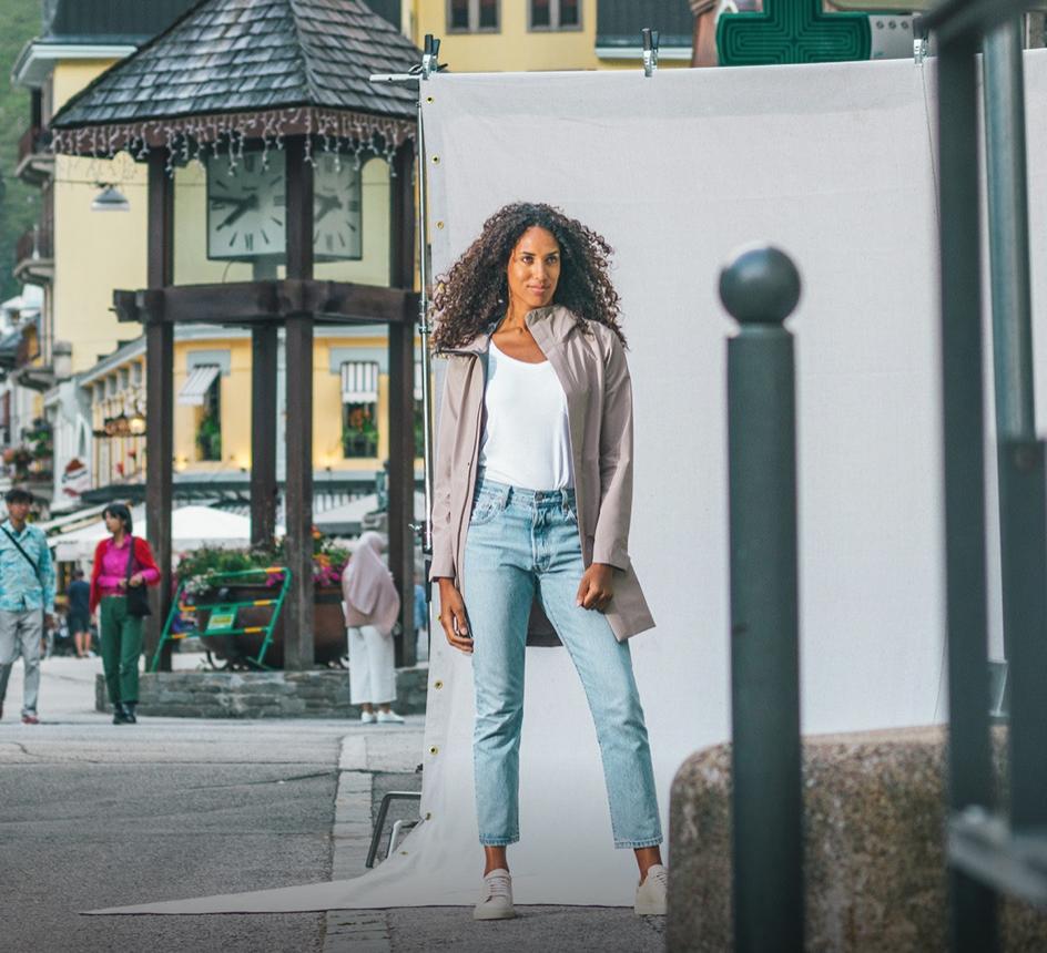 Style Arc Beatrice Pea Coat: 「Spring 2019 Lookbook」おしゃれまとめの人気アイデア|Pinterest|Arc'teryx