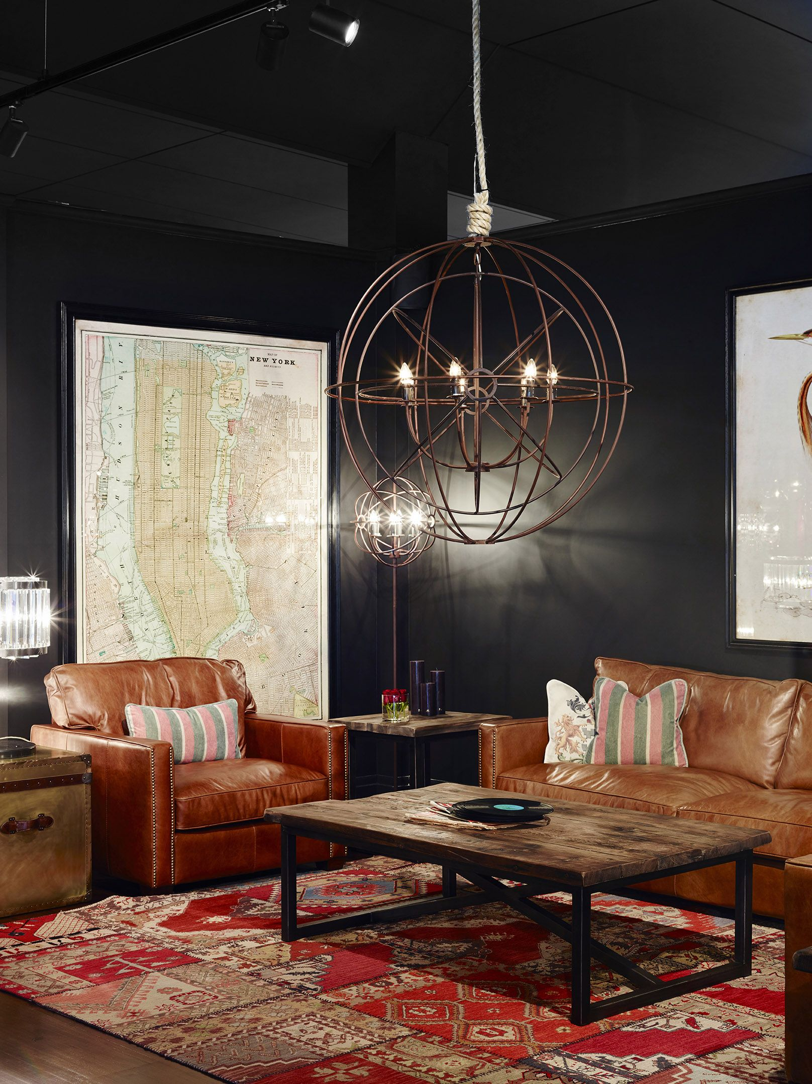 Coco republic double gyro chandelier timothy oulton decor 2 coco republic double gyro chandelier arubaitofo Gallery