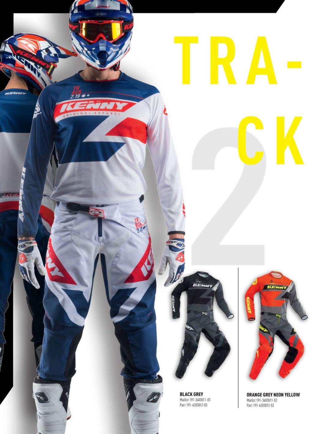 72416702394 MOTO 2019 - Kenny Racing