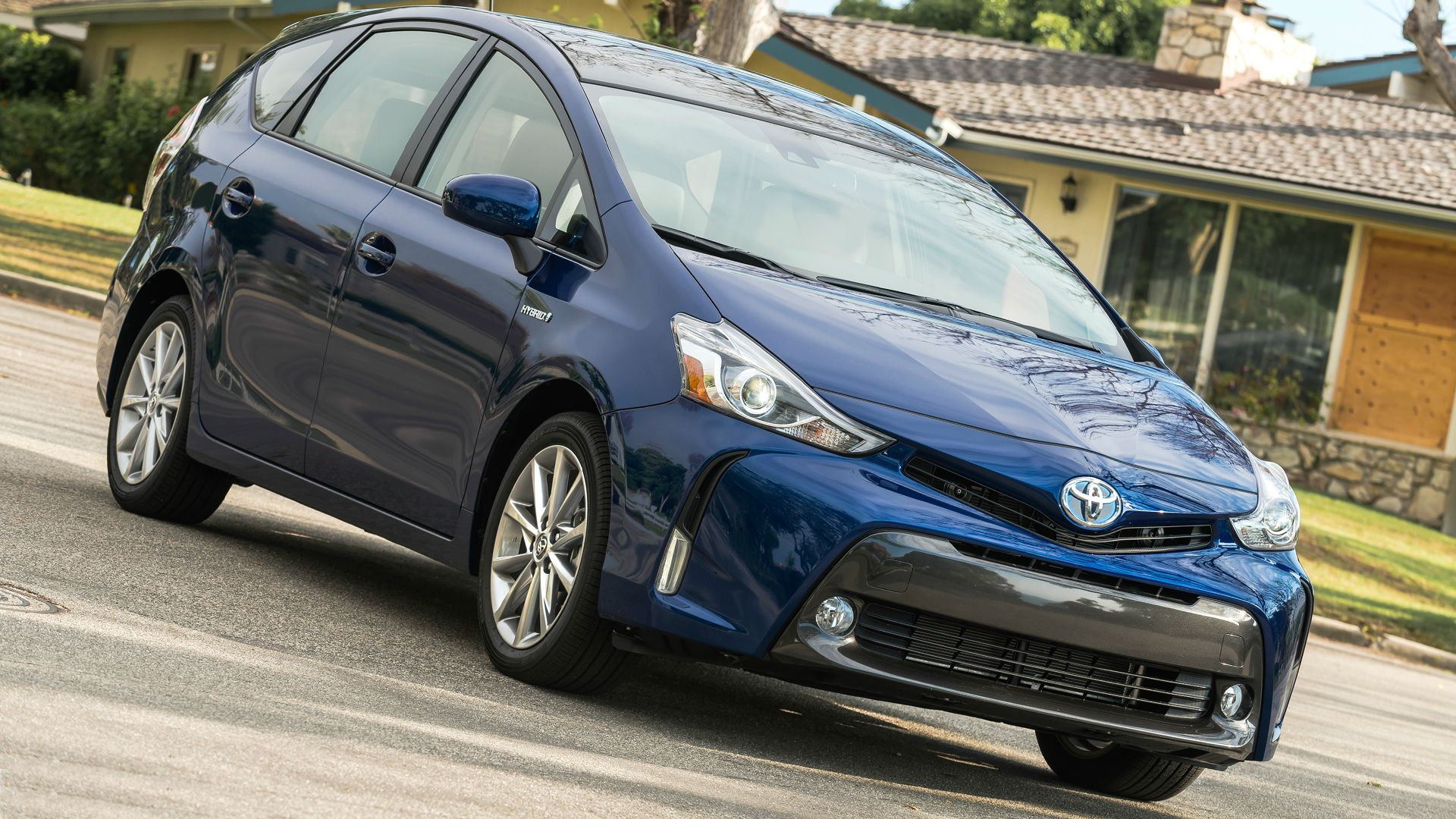 New 2019 Toyota Prius V Release Date