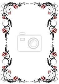 Resultado de imagen para decoraciones al contorno de hoja for Enmarcar fotos online