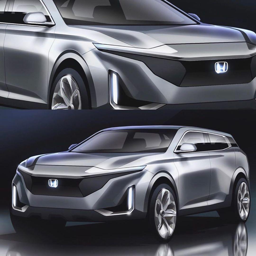 Amazon Com Sketch Love In 2020 Electric Car Concept Automotive Design Honda Cars