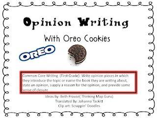 First Grade Fanatic Opinion Writing First Grade Writing Persuasive Writing
