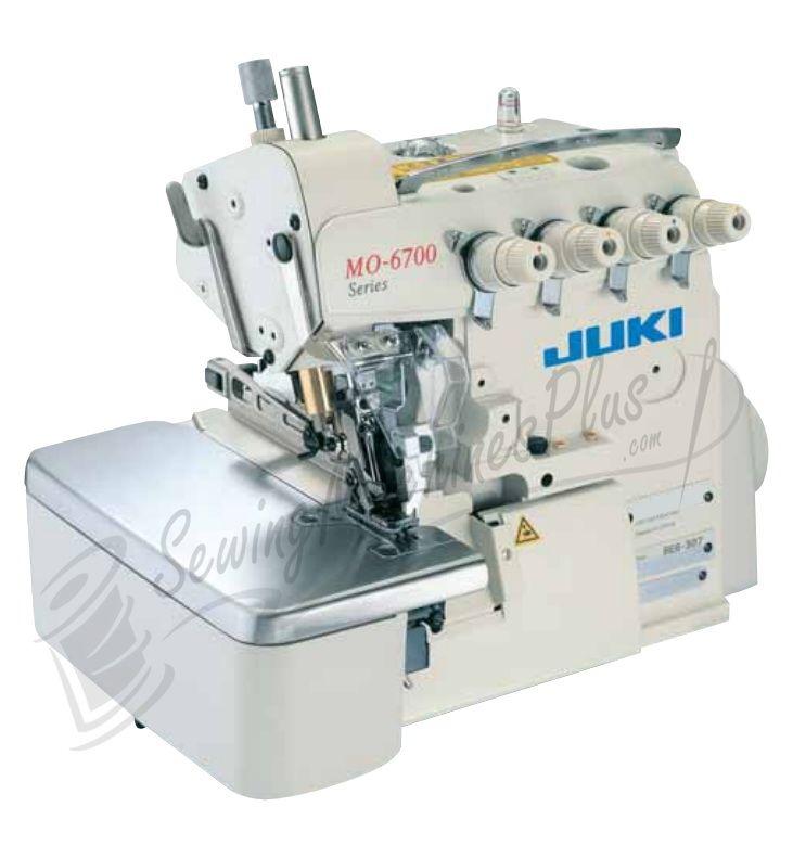 Juki Mo6743s 6thread Hybrid Serger 4 8mm Overlock Safety Stitch