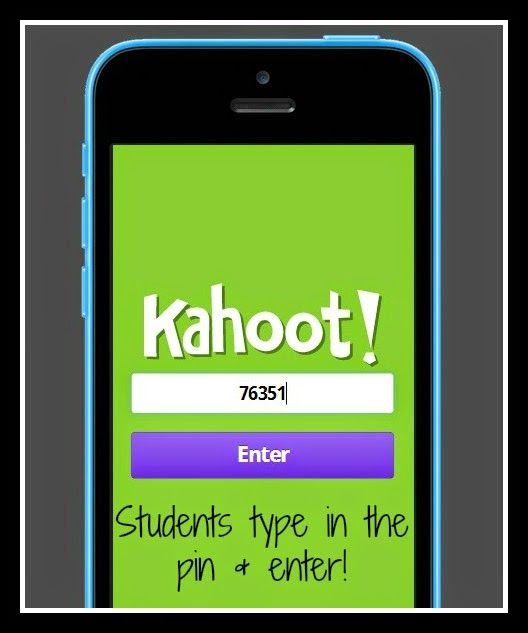 Technology for Teachers: Kahoot! for formative assessments (a step ...