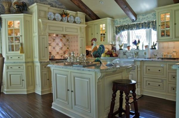 10 different kitchen styles to adopt when redecorating French - French Country Kitchens