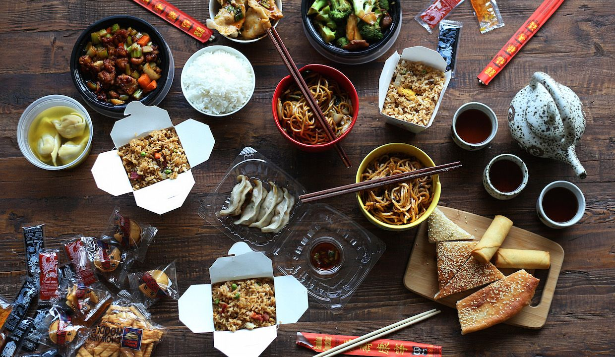 Best Asian Food NYC Chinese food delivery, Food, Best