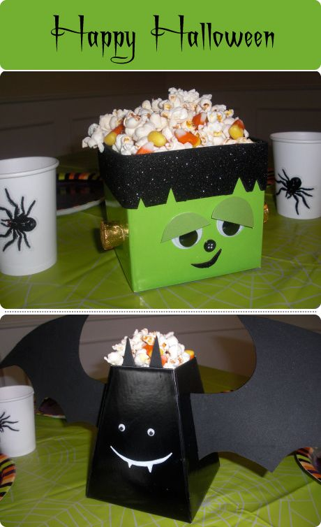 Halloween Box Decorations Diy Halloween Decorations Ideas  When We Spotted These Fabulous