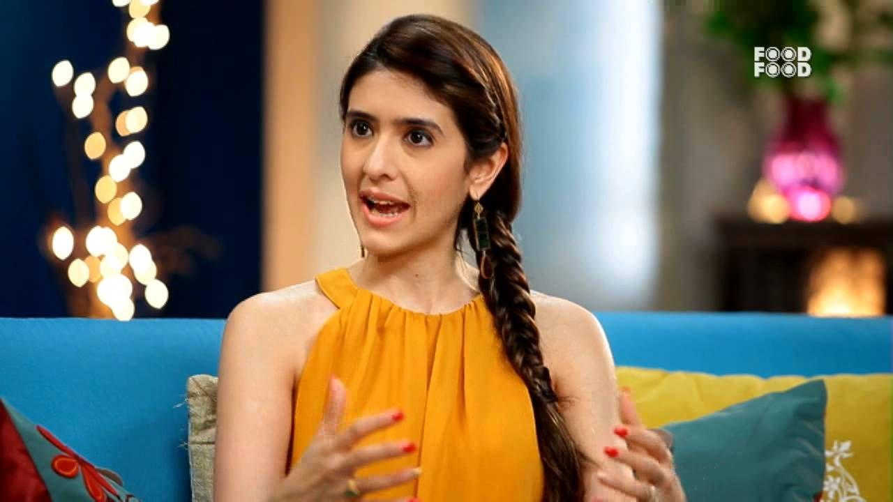 The Pooja Makhija Show on food food channel 3rd Segment