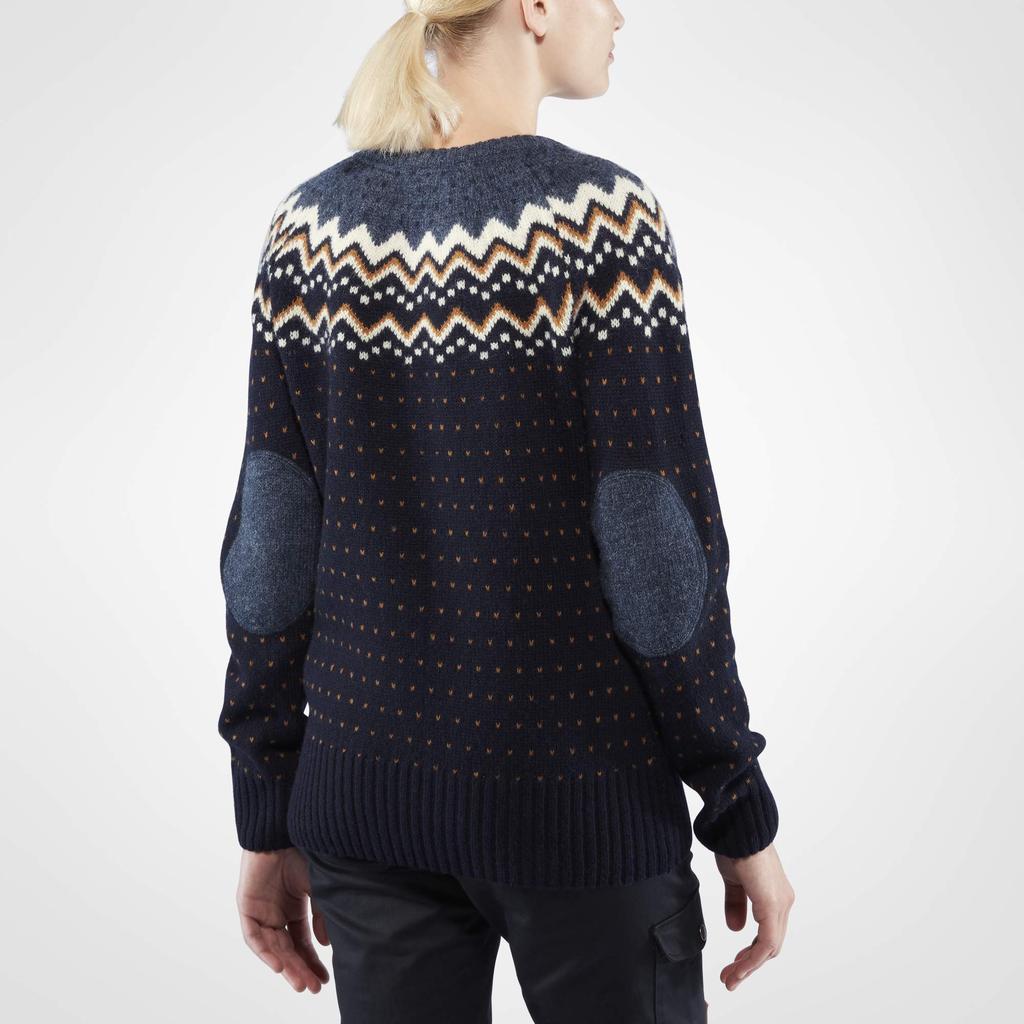 Övik Knit Sweater W – Fjallraven | Tröjor, Damast