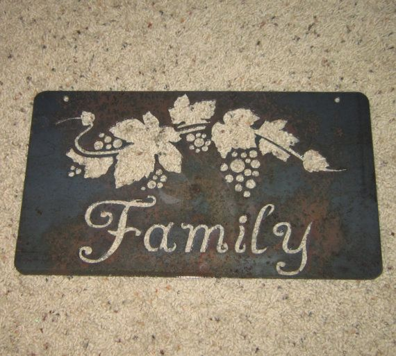 Love my new metal art, created from an inspiring customer request :) $20.00