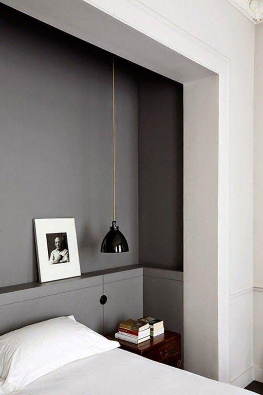 30 inspirations d co pour la chambre b e d r o o m appartement lit et chambre. Black Bedroom Furniture Sets. Home Design Ideas