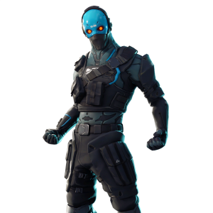 Fortnites Upcoming Cobalt Skin To Be Included In Starter Pack A New Skin Discovered In The Fortnite Patch V7 20 Assets A Fortnite New Skin Epic Games Fortnite