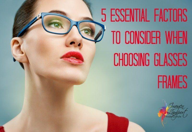 Photo of 5 Wesentliche Faktoren bei der Auswahl von Brillenfassungen