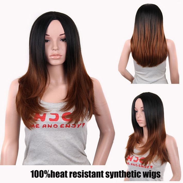 Cheap Wig Show Buy Quality Wig Cap Directly From China Wigs For Black Men Suppliers Best Quality Less Shiny Synthetic Fiber Seems Same As Real Human