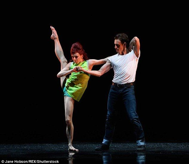 Naomi And Sergei Duo: Passion De Deux: The Royal Ballet's Natalia Osipova And