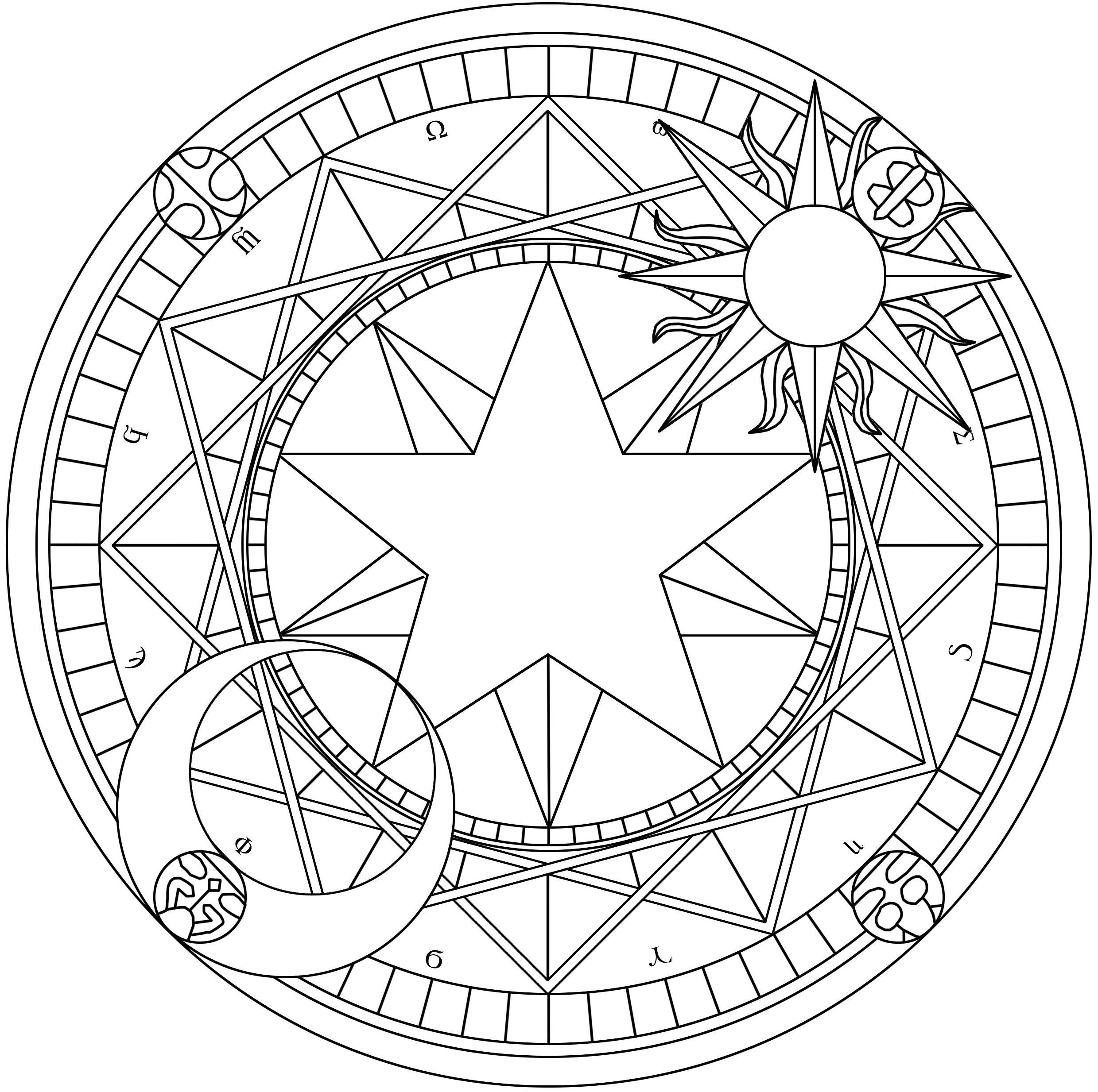 Image Result For Sakura S Circle