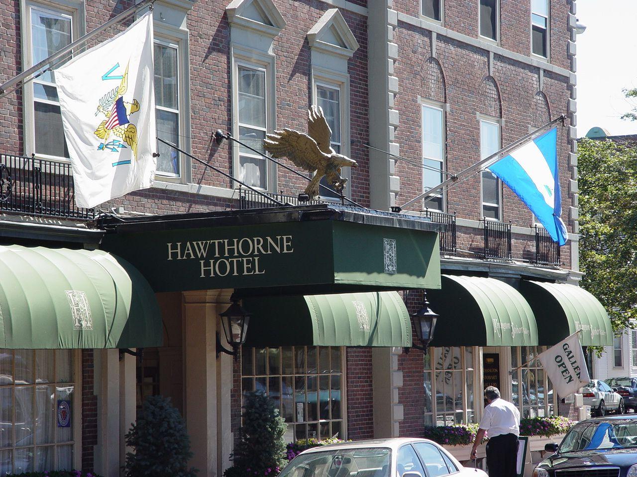Hawthorne Hotel Salem, MA in 2019 Hawthorne hotel, New