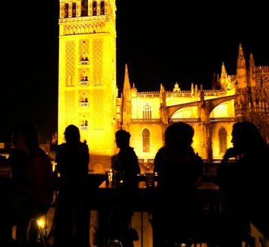 La Terraza De Eme Catedral Hotel En Sevilla De Sevilla Al