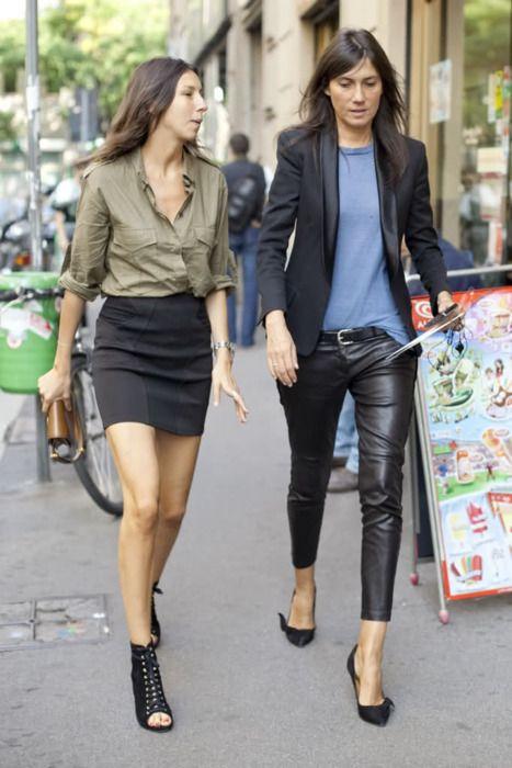 Geraldine Saglio + Emmanuelle Alt