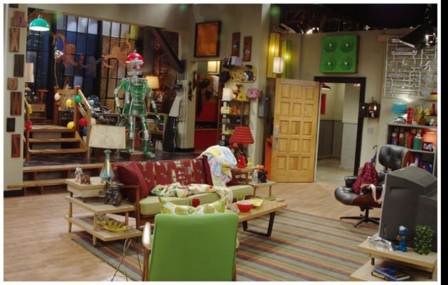 Icarly Apartment