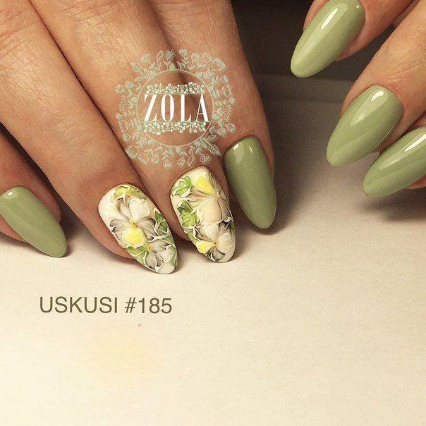 Pin de Вдовина Ирина en Дизайн   Pinterest   Uñas de otoño, Uñas ...