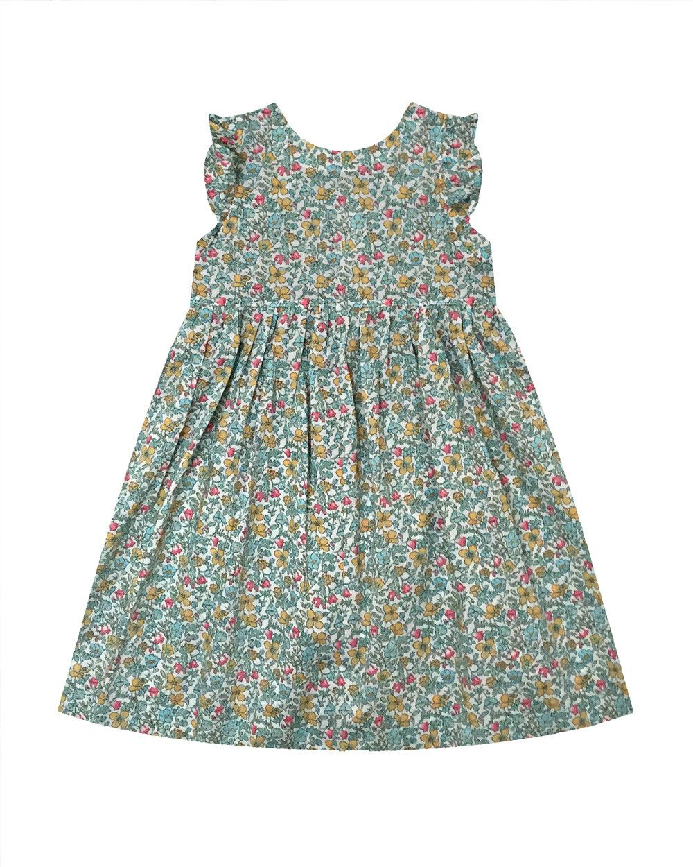 Araminta Dress Milliemanu With Images Cotton Party