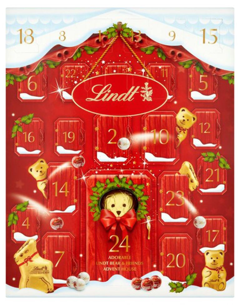 The Best Chocolate Advent Calendars 2019 Lindt Advent Calendar