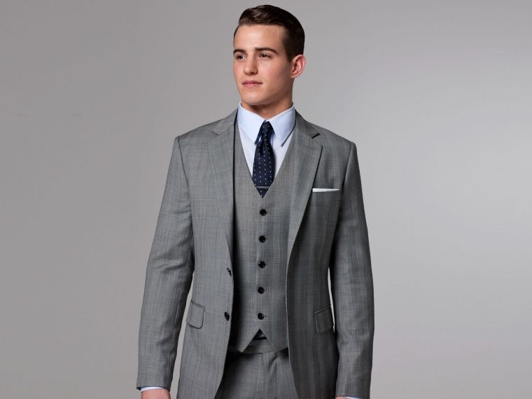 The Essential Prince of Wales 3 Piece Suit $449 http://www ...