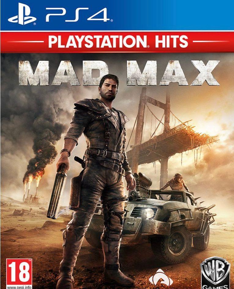 Mad Max PlayStation Hits PS4 £9.84 Frugal Gaming https