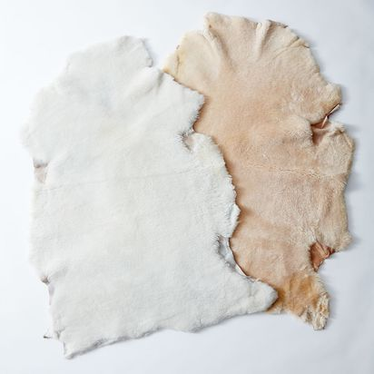 From Food52 NATURAL SHEEPSKIN