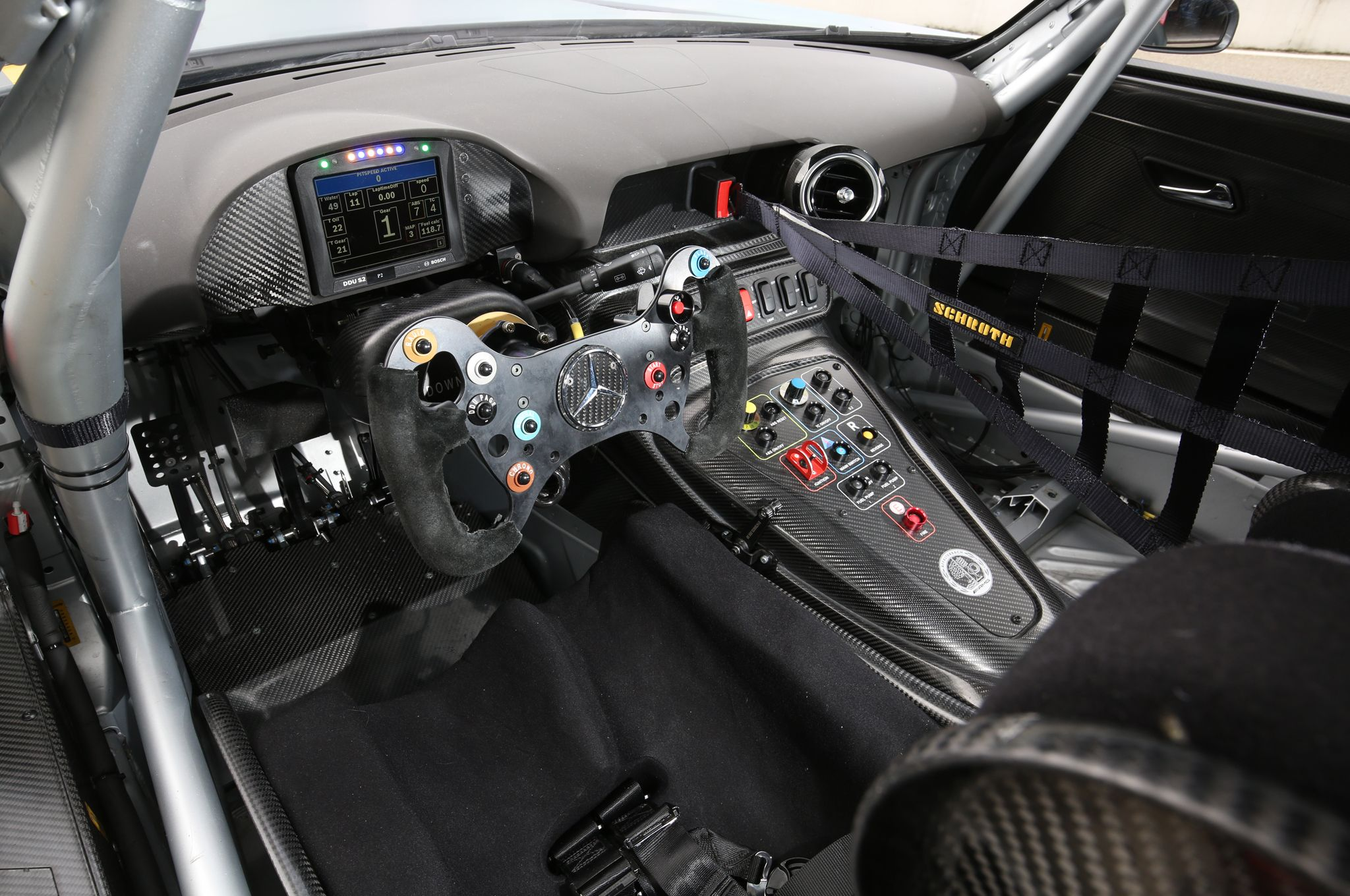 Mercedes Amg Gt3 Race Car Review Randy Pobst Drives Amg S Latest